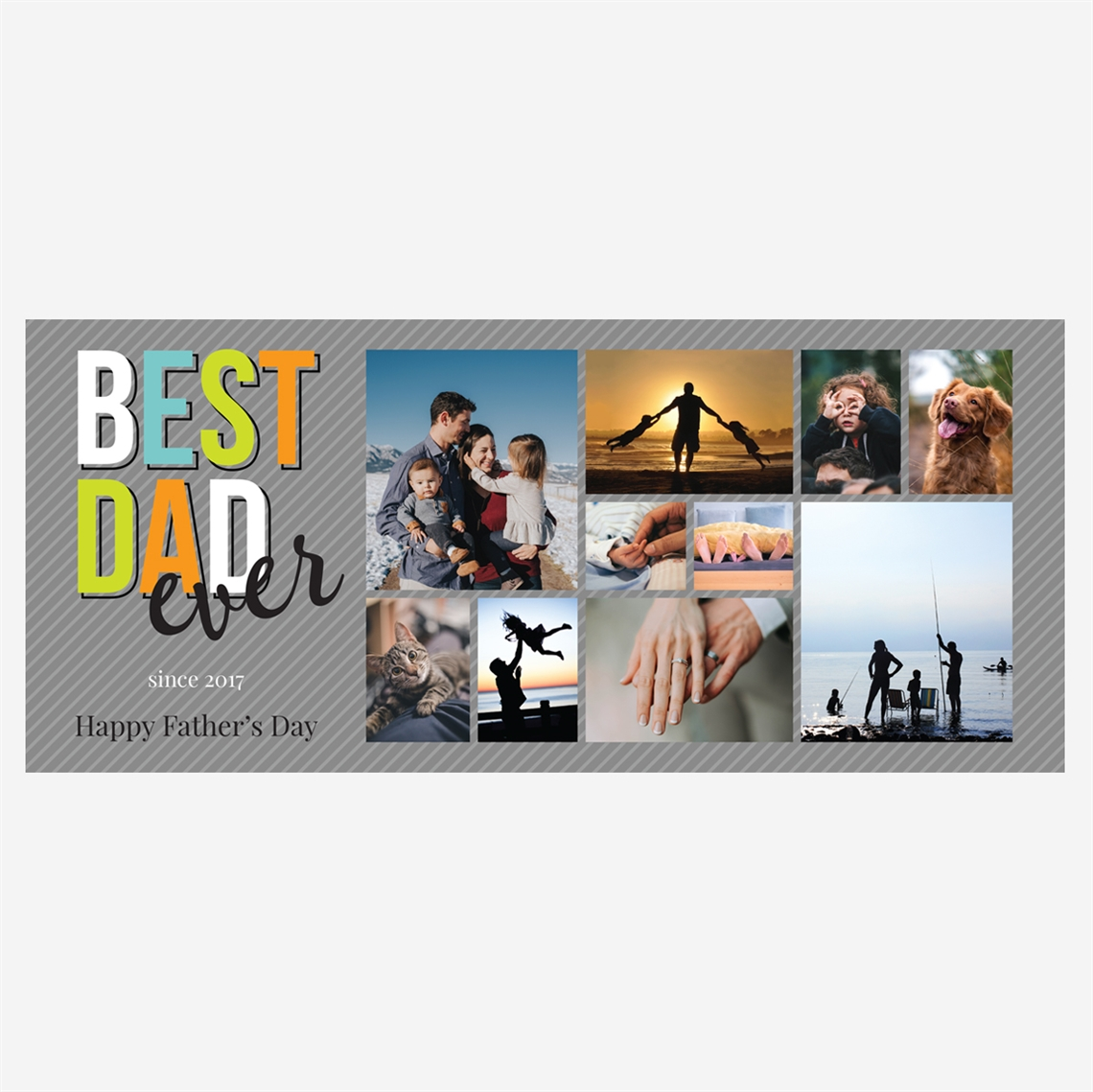 Picture of Best Dad Ever Personalized Mug