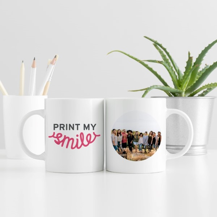 Picture of Corporate Photo Personalised Mug