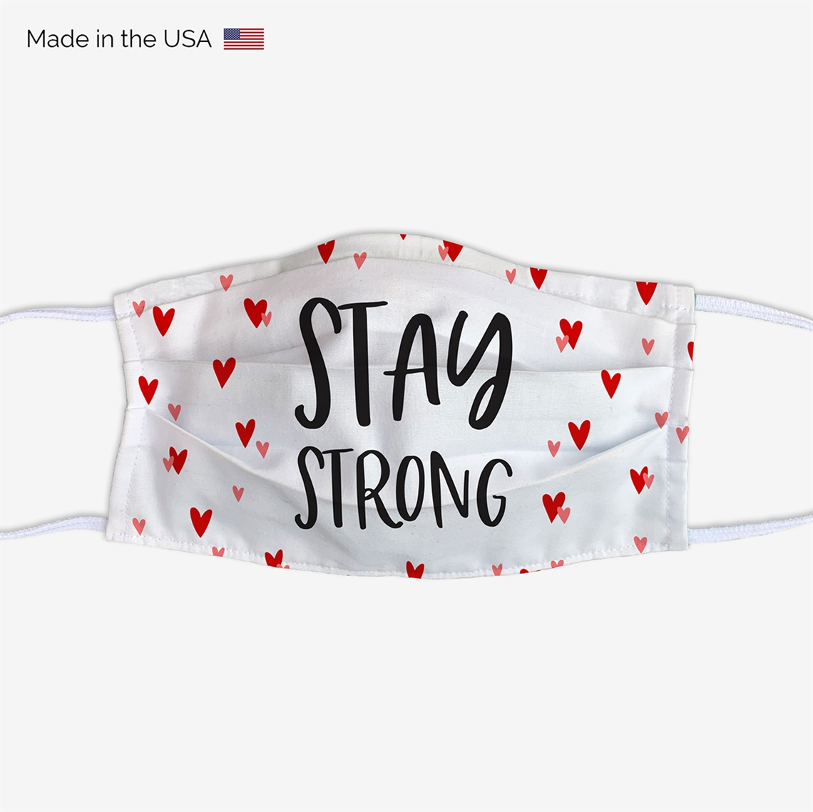 Picture of Stay Strong Face Mask