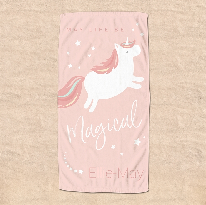 Picture of Unicorn Beach Towel