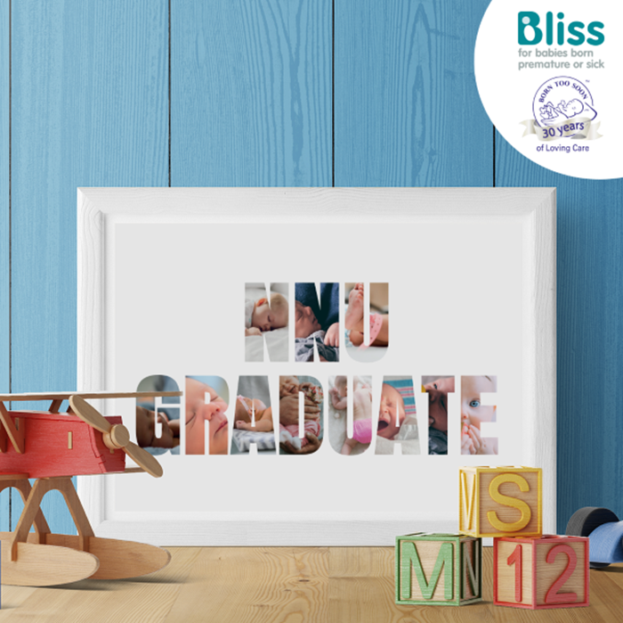 Picture of NNU Graduate Photo personalised poster