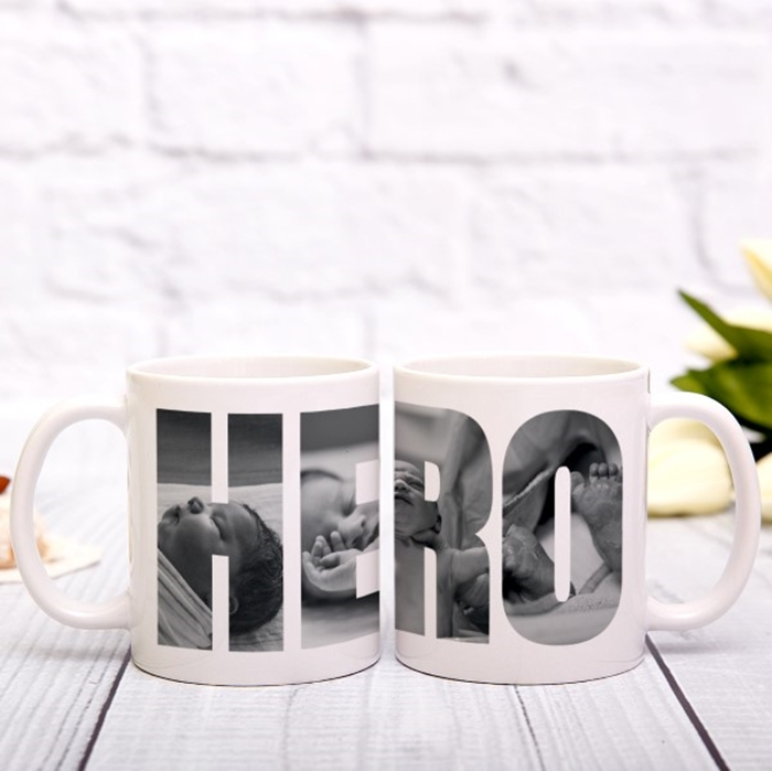 Picture of Hero Personalized Mug
