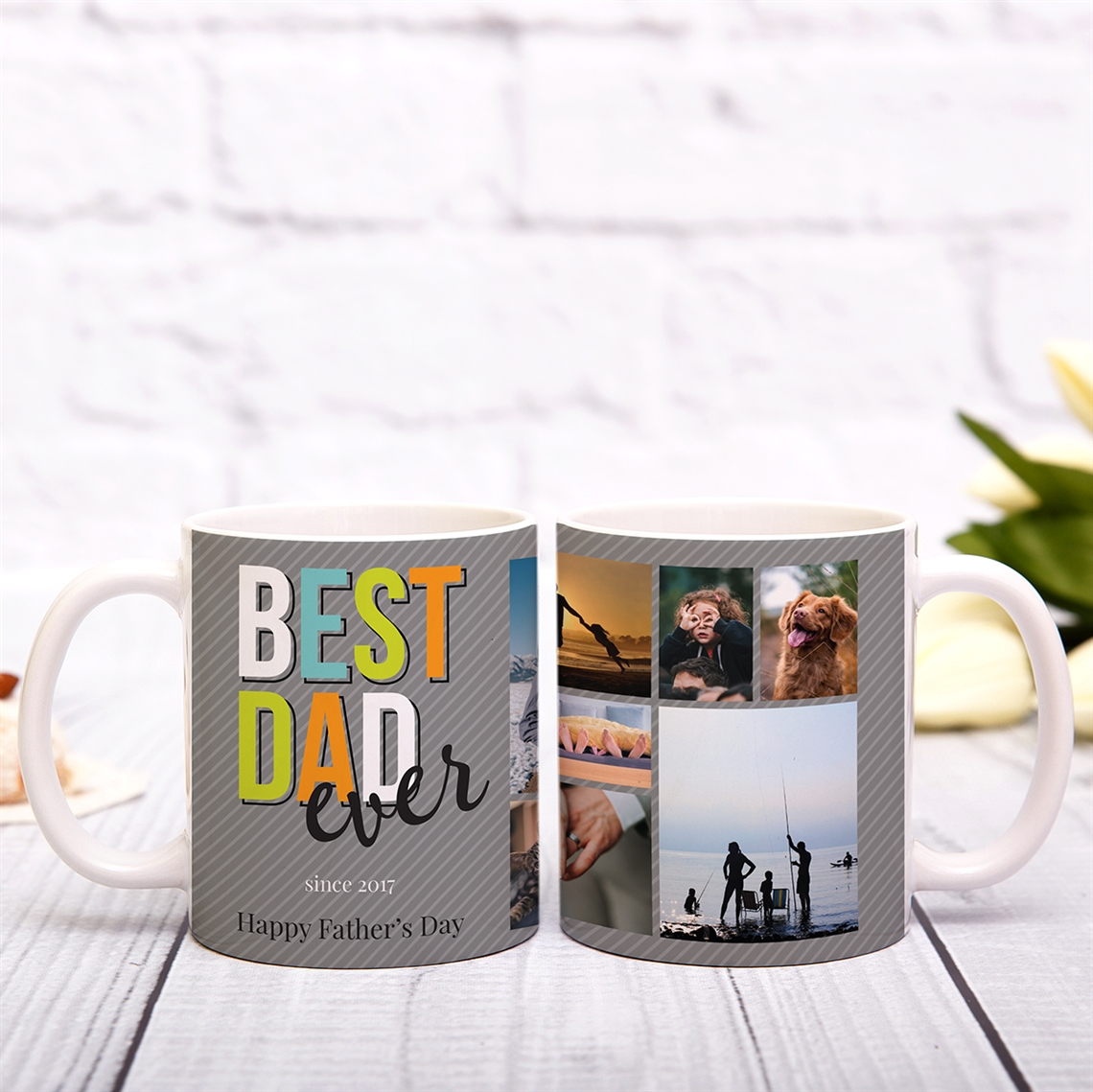 Picture of Best Dad Ever Mug