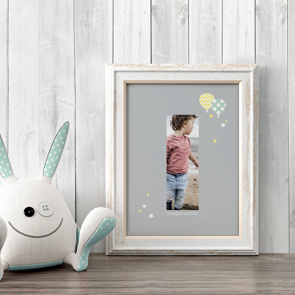 Picture of Baby & Kids Letter I Poster