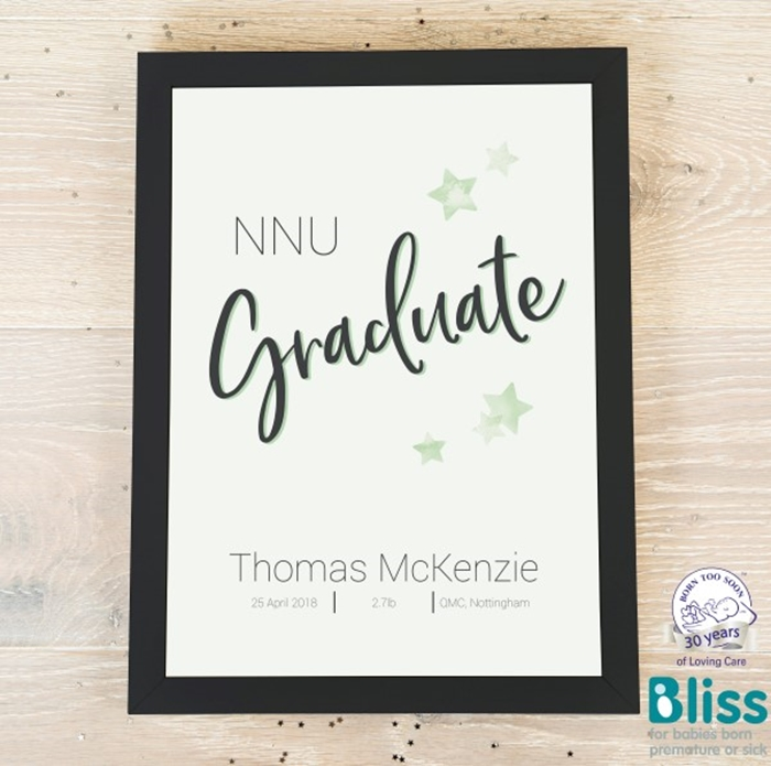 Picture of NNU Graduate personalised poster