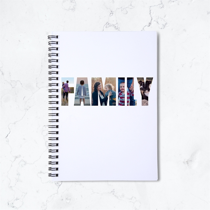 Picture of Family Spiral Notebook