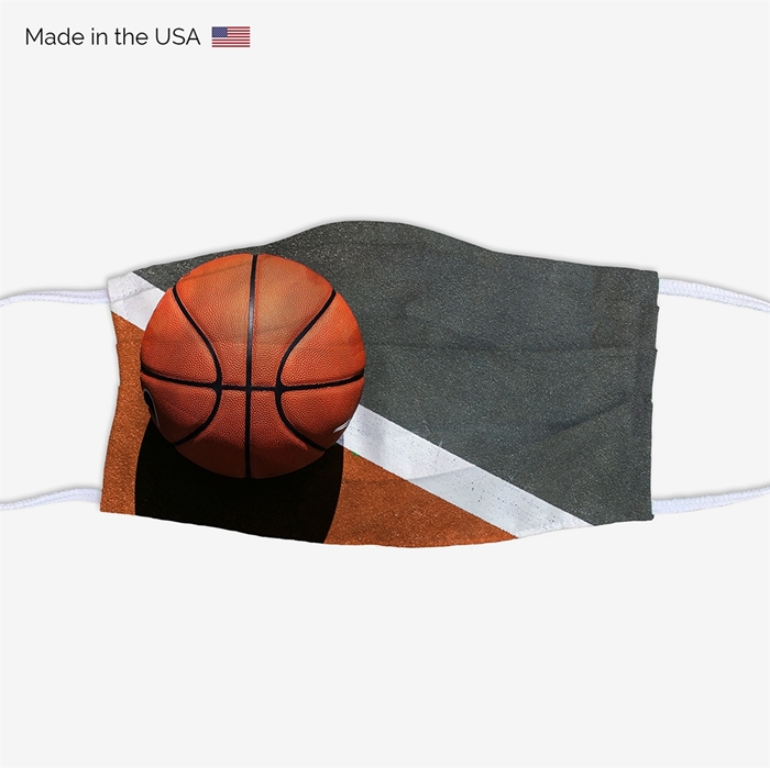 Picture of Basketball Face Mask