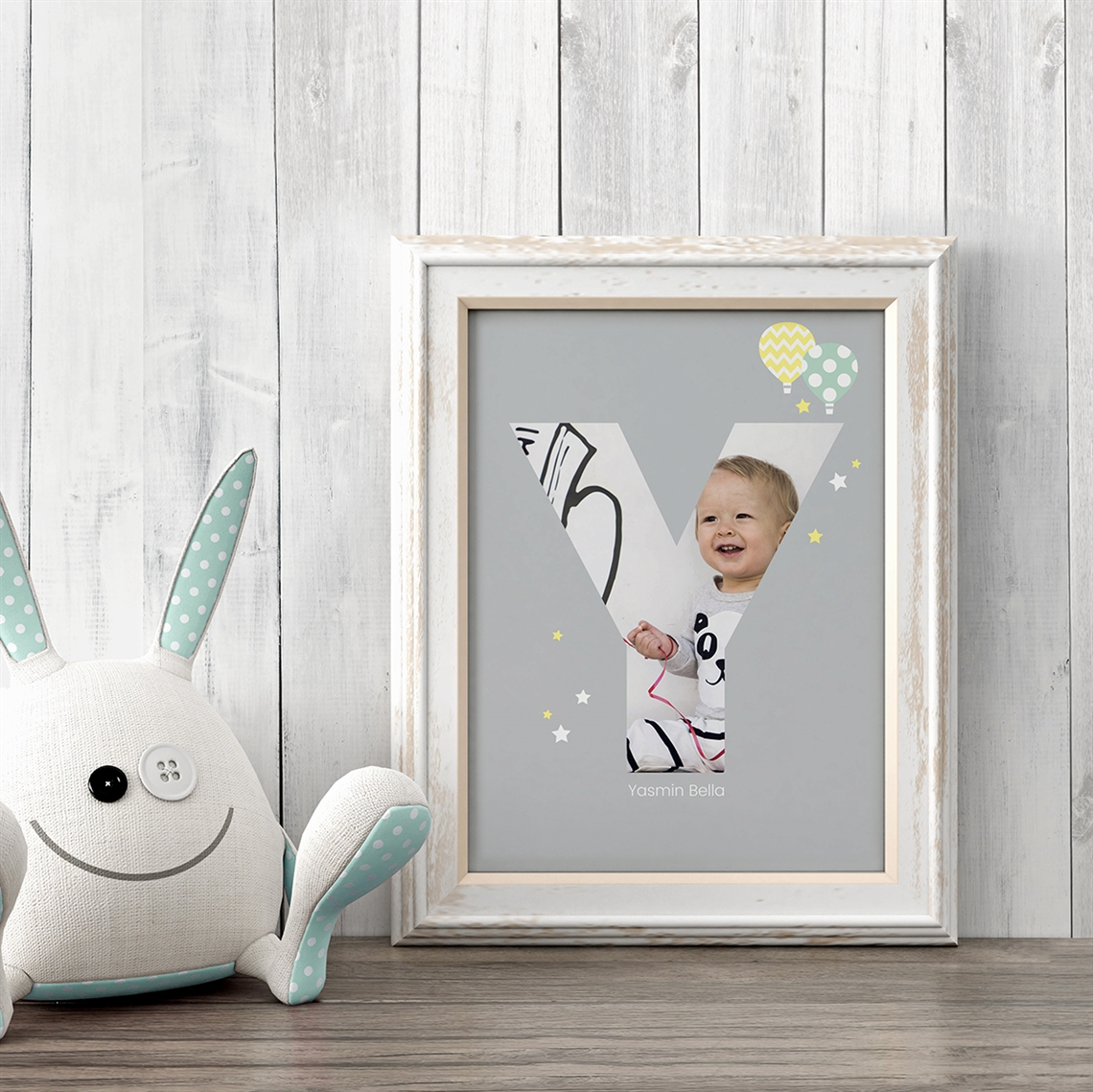 Picture of Baby & Kids Letter Y Poster