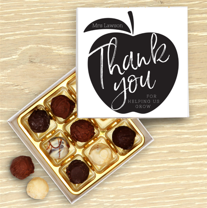 Picture of Thank you Teacher Chocolate Box