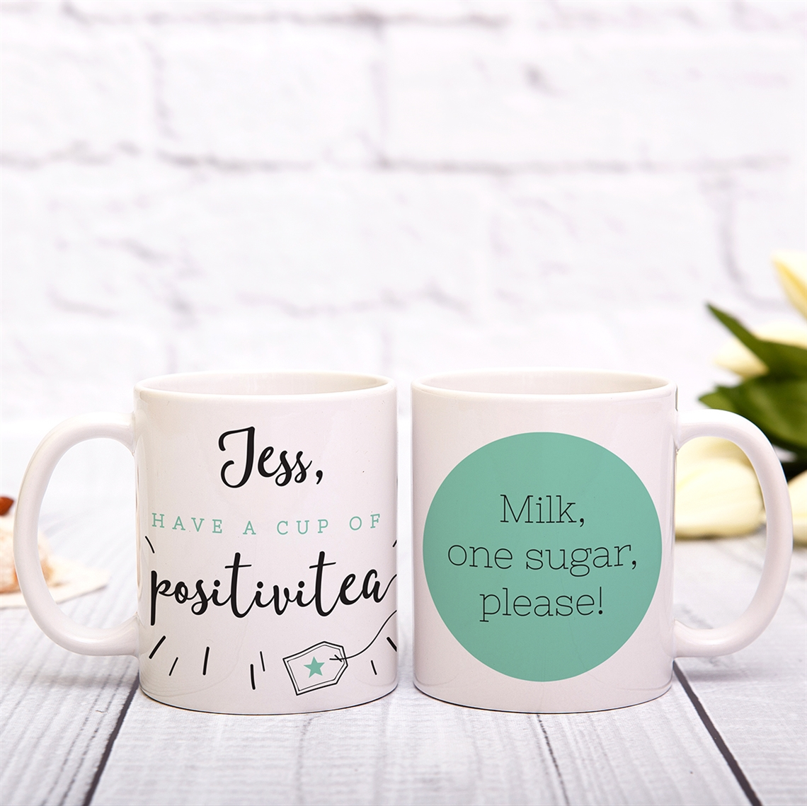 Picture of Positivitea Personalized mug