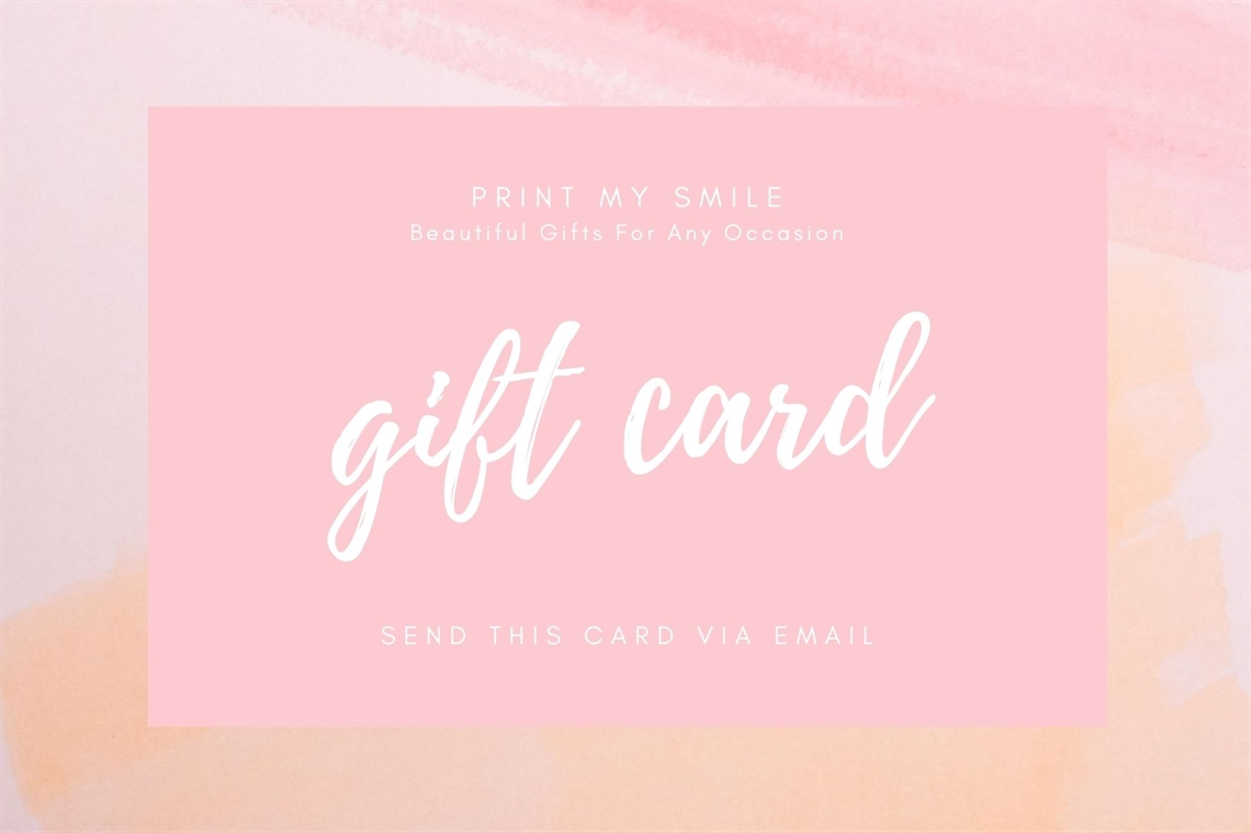 Picture of Virtual Gift Card