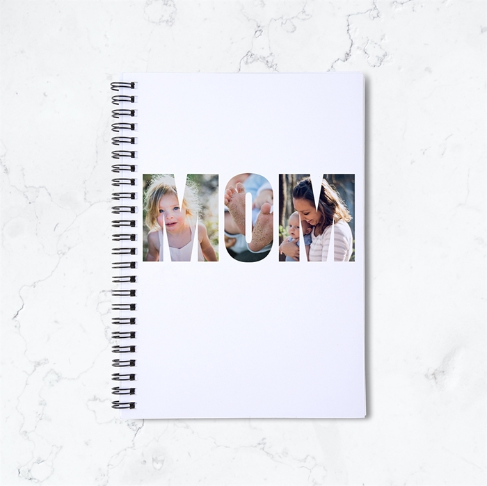 Picture of Mom Spiral Notebook