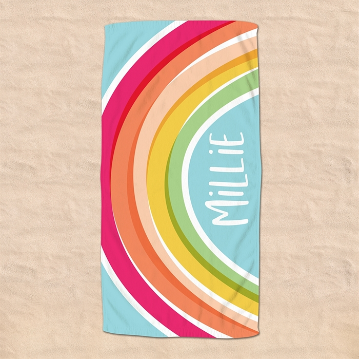 Picture of Rainbow Beach Towel