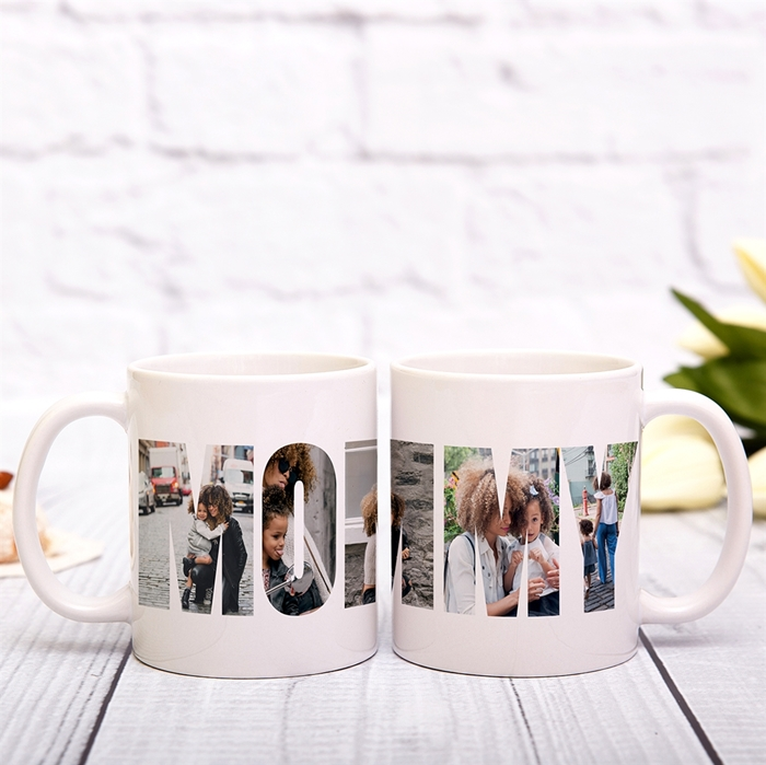 Picture of Mommy Photo Personalized Mug