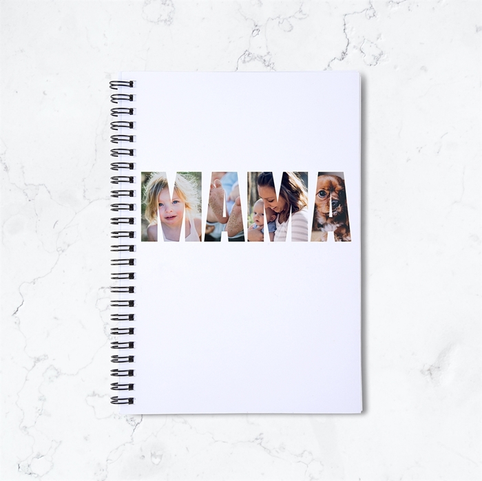 Picture of Mama Spiral Notebook