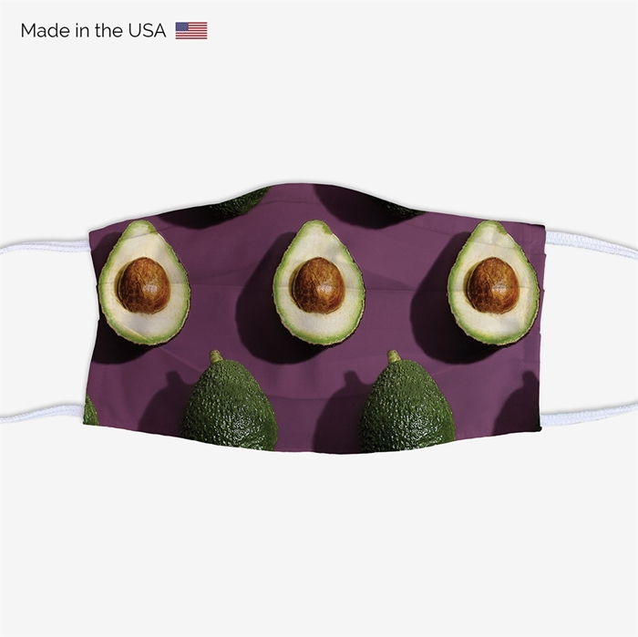 Picture of Avocado Face Mask