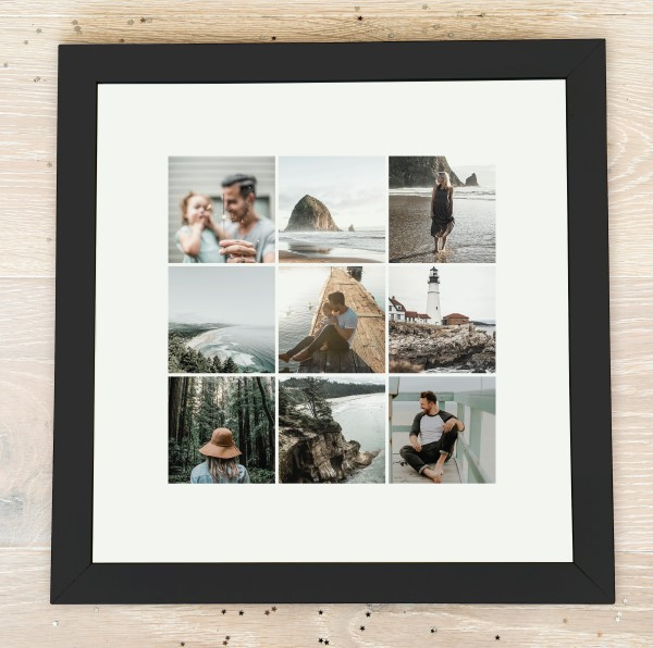 Picture of Instagram-style Photo Poster