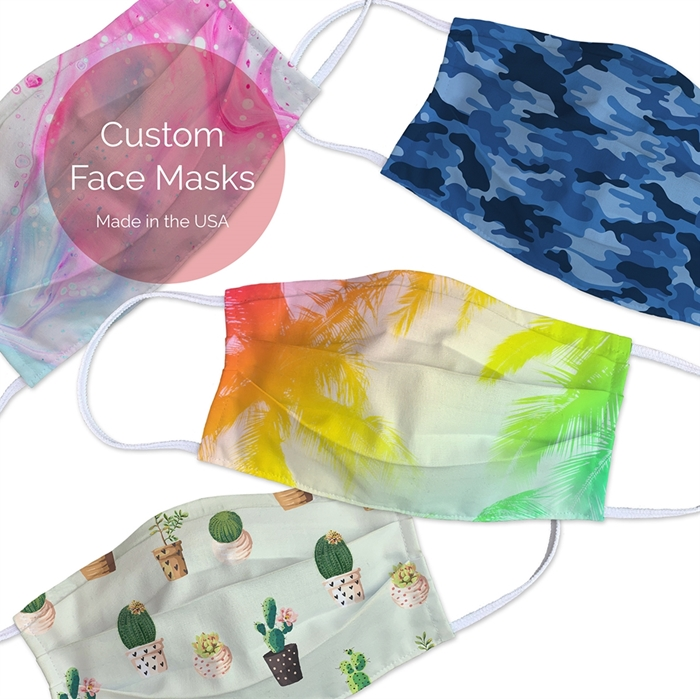 Picture for category Custom COTTON Face Mask
