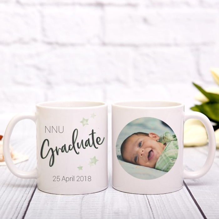 Picture of NNU Graduate personalised mug