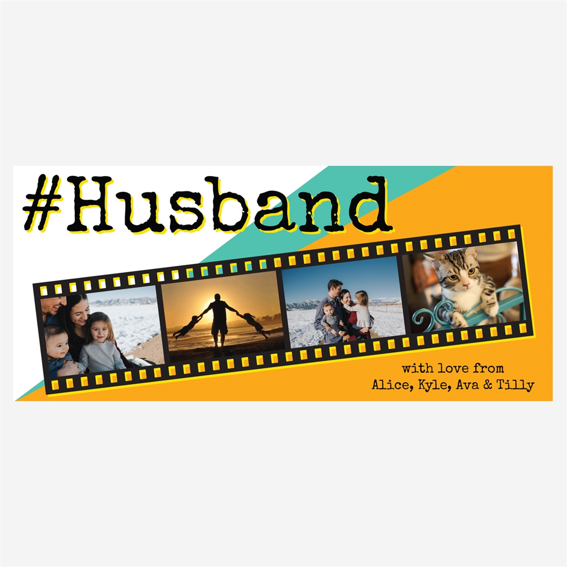Picture of #Husband Personalized Mug
