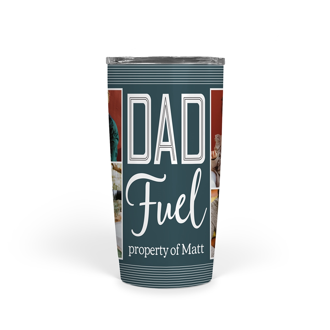 Picture of Dad Fuel 20oz Tumbler