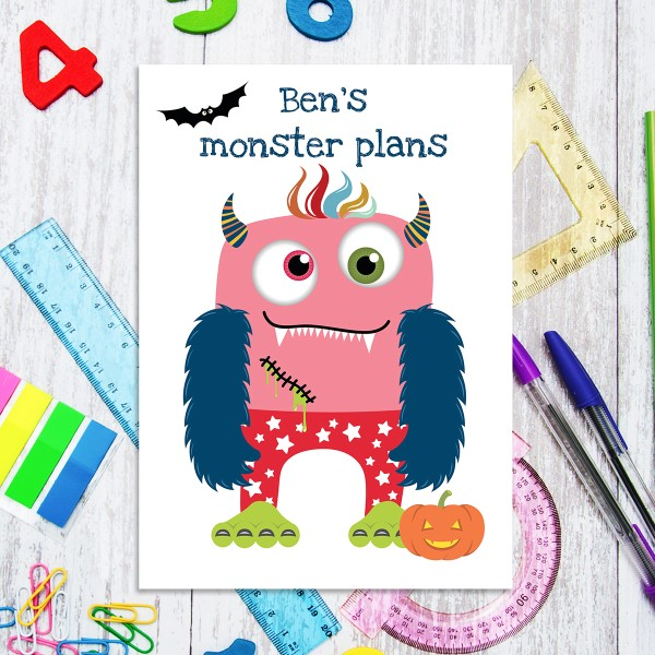 Picture of Monster Mash design competition