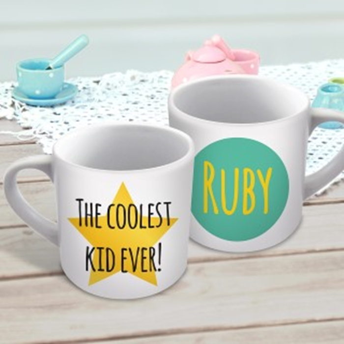 Picture of Star child's personalised mug