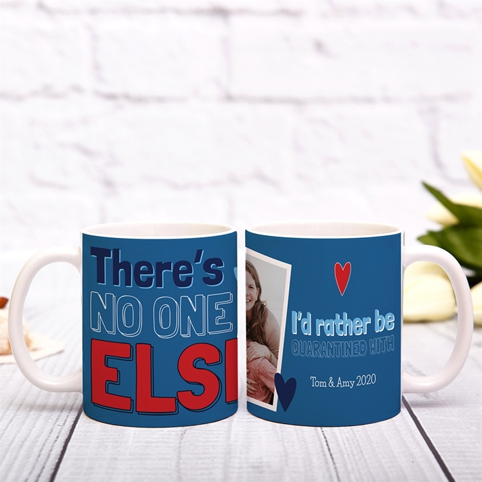 Picture of Quarantined Personalized Mug