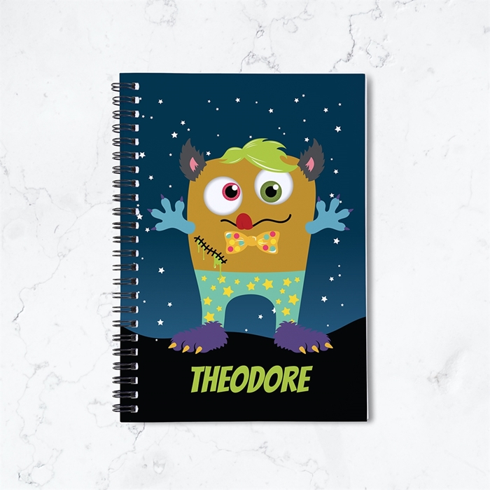 Picture of Monster Mash Boy Notebook