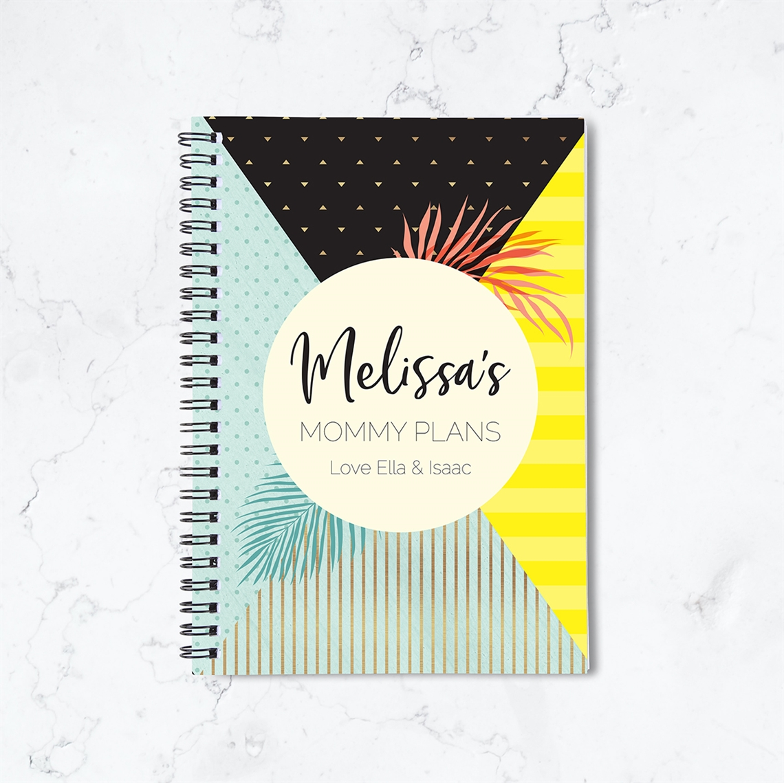 Picture of Striking Spiral Notebook