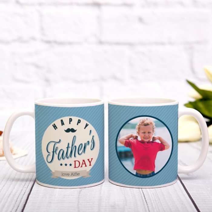 Picture of Happy Father's Day Personalized Mug