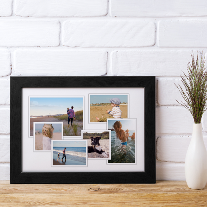 Picture of Photo collage personalised poster