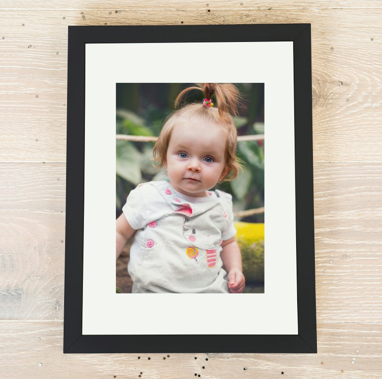 Picture of A4 Photo personalised poster