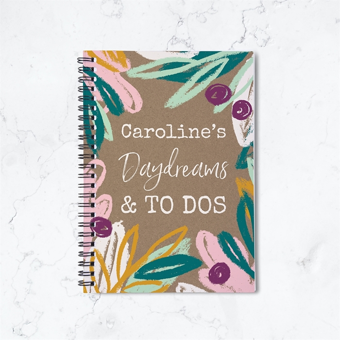 Picture of Daydreams Spiral Notebook