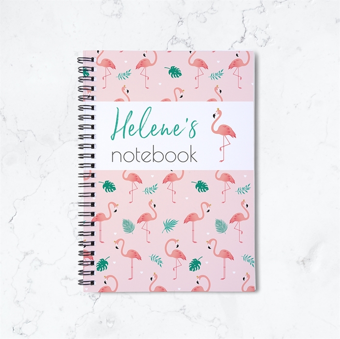 Picture of Flamingo Spiral Notebook