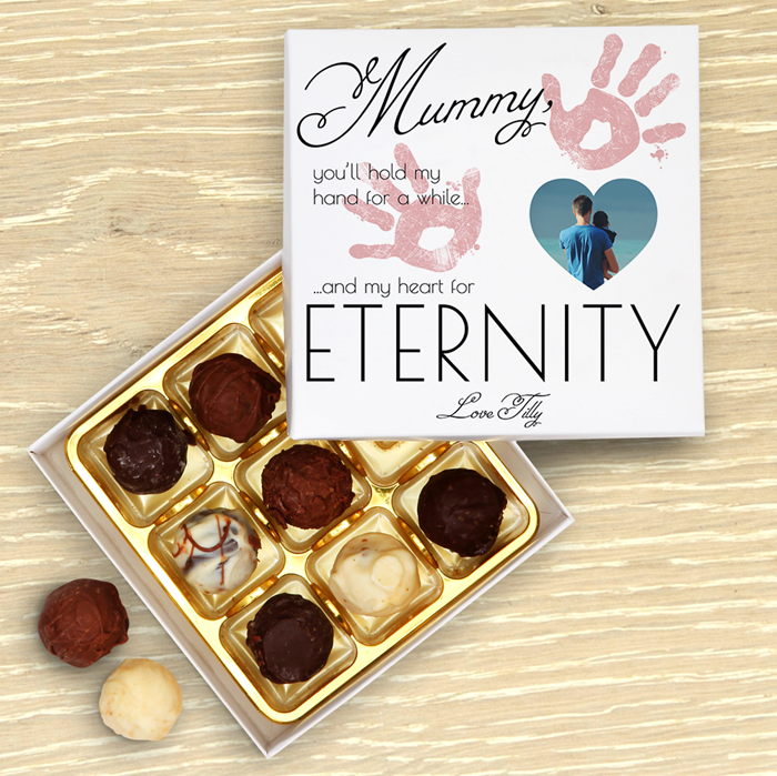 Picture of Mummy Eternally Personalised Chocolate Box