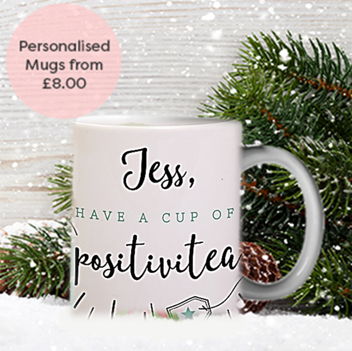 Picture for category Memorable Personalised Mugs